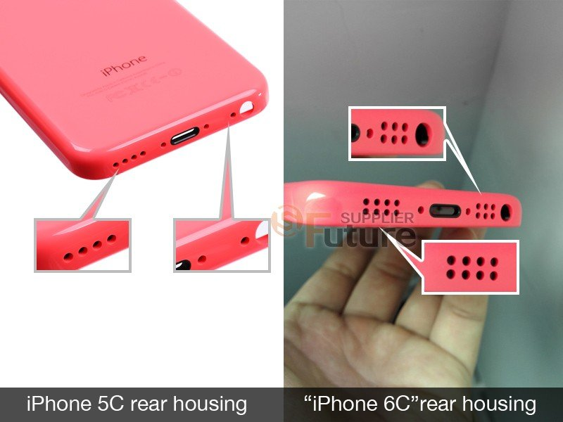 IPhone 6c Erste Bilder Zeigen Angebliche Anderungen Am Gehause GIGA