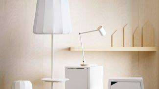 IKEA integriert kabellose Ladefunktion für Smartphones und Co. in Nachttische und Lampen