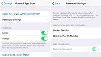 iOS 8.3: Option für Gratis-App-Download ohne Passwort-Eingabe