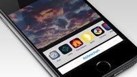 iOS 8 Erweiterungen: 8 empfehlenswerte Foto-Extensions