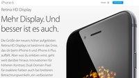 iPhone: Auch in den nächsten zwei Generationen mit LC-Display