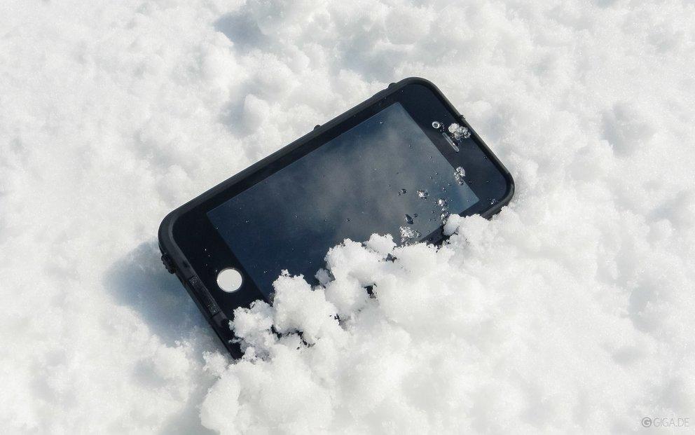 iphone 5 hülle kälte