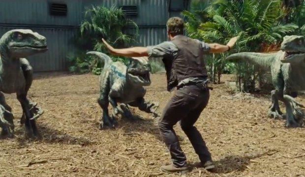 Jurassic World: Seht Bilder von den neuen Dinosauriern im Jurassic Park!