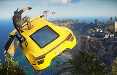 Just Cause 3: Premiere des...