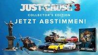 Just Cause 3: Collector's Edition geplant - ihr dürft abstimmen!