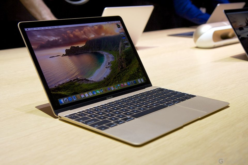 Apple MacBook 2015 - Gold