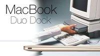 @Apple: Ich wünsche mir ein MacBook Duo Dock (Kommentar)