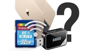 MacBook und SD-Karte: Adapter und WLAN-Lösungen in der Übersicht