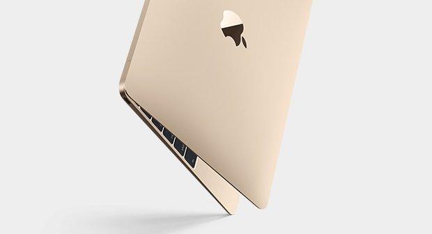 Das MacBook neu erfunden: Dritte, revolutionäre Modellreihe eingeführt
