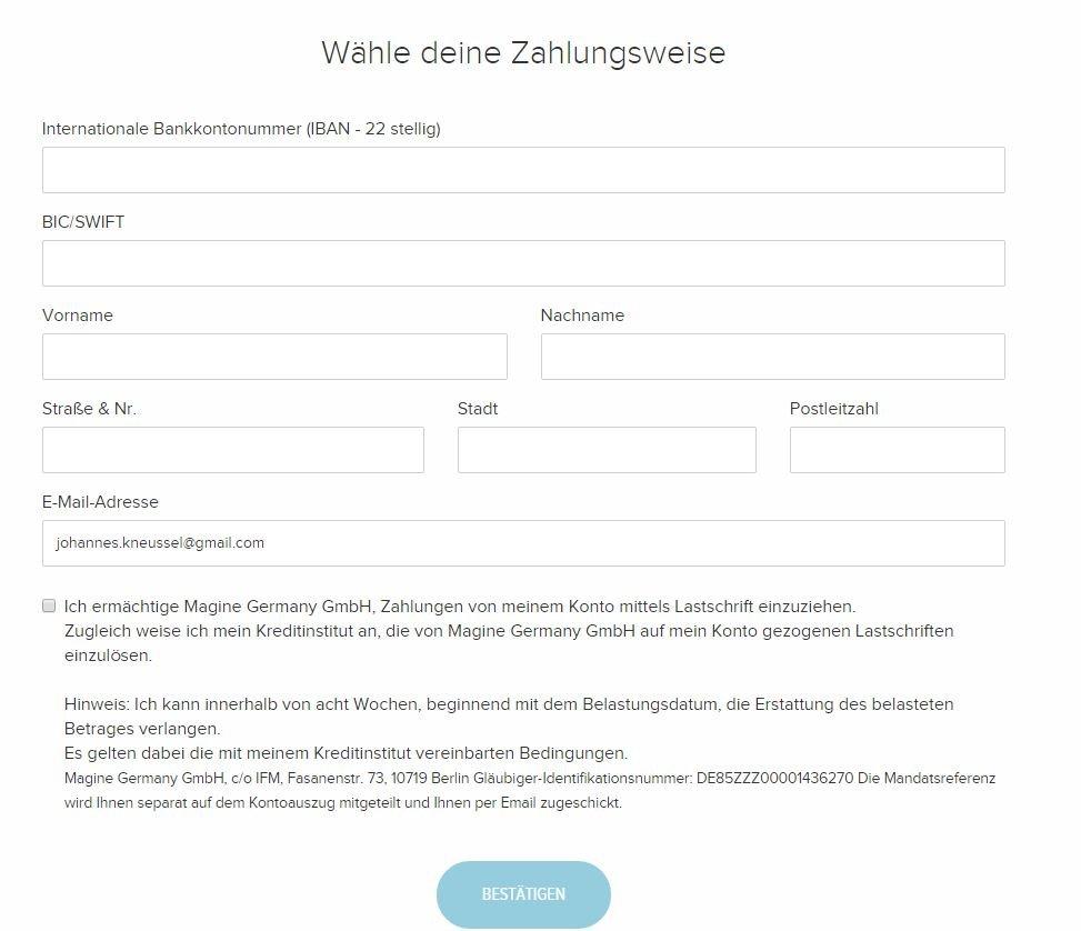 Paypal Mit Lastschrift Bezahlen