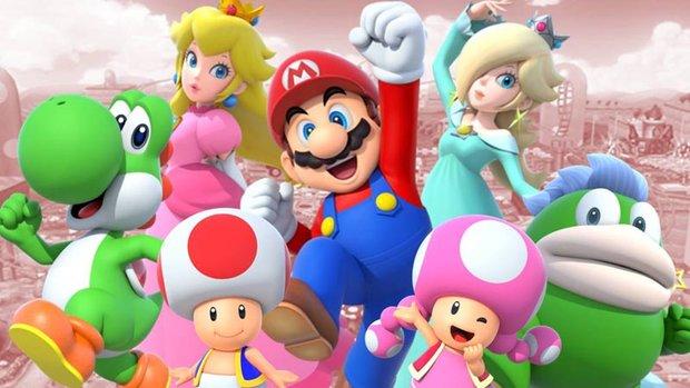 Mario Party 10: Alle Charaktere des Wii U-Partykrachers