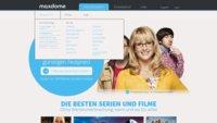 Maxdome: Angebot der Serien und Filme im Überblick