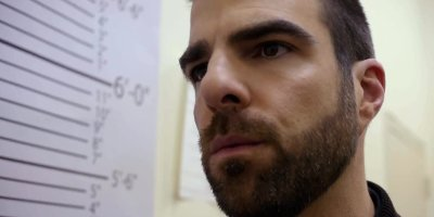 "Zachary Quinto in ""The Slap"" ©NBC"