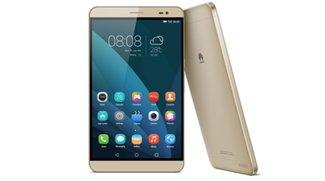 Huawei MediaPad X2: Das High-End-Tablet im Detail