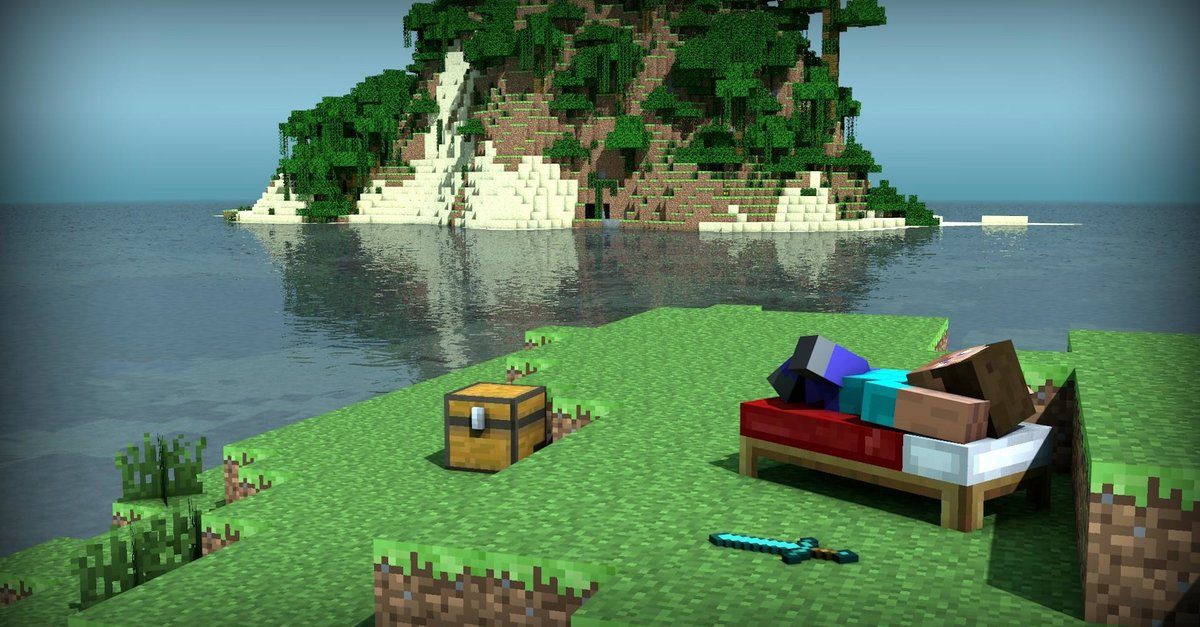 Minecraft Die Besten Shader Im Überblick GIGA - Minecraft an spielen