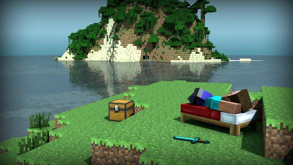Am 25. Februar erscheint das neue Update von Minecraft