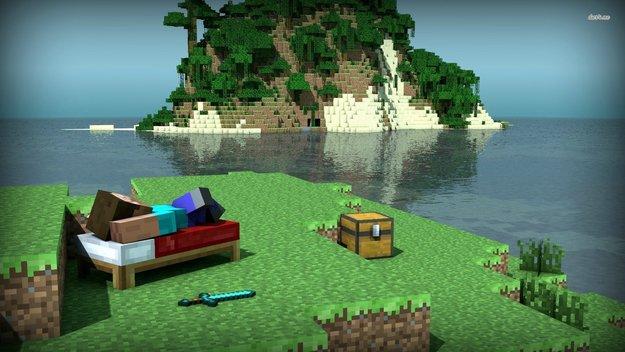Minecraft ohne Java spielen – Update macht's möglich