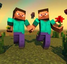 Alle Minecraft-Wallpaper