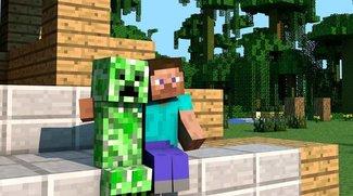 Minecraft-PE-Server: So joint ihr einem externen Multiplayer-Server