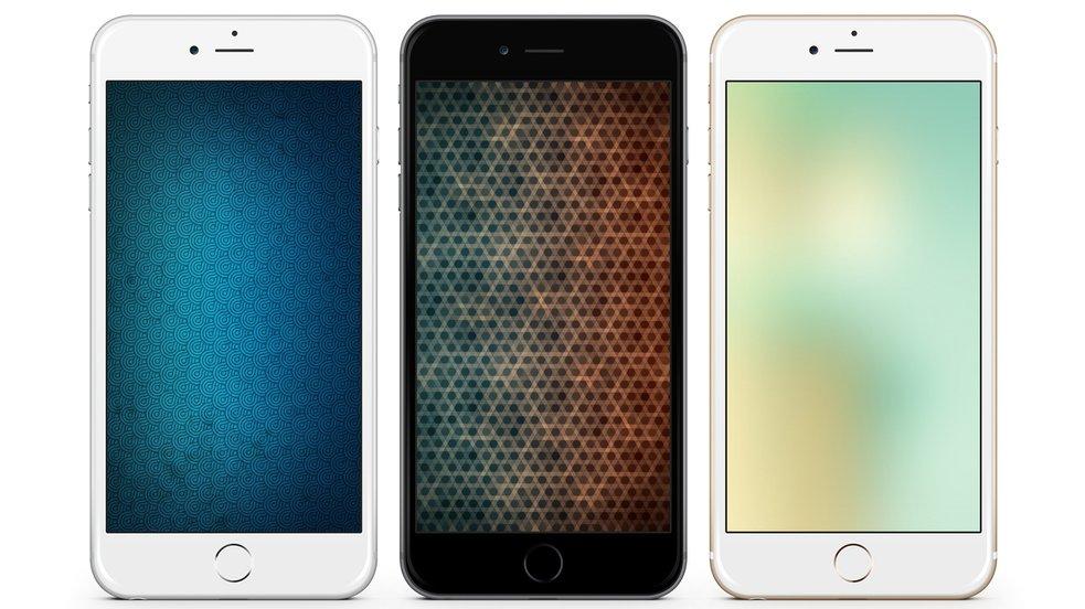 Frische Pixel: 20 Retina-HD-Wallpaper für iPhone 6 und iPhone 6 Plus