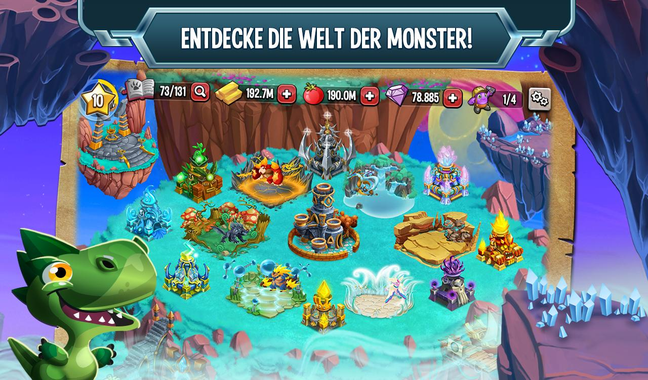 Monster Legends: Tipps, Tricks, Zucht-Guide und Cheats für Android ...