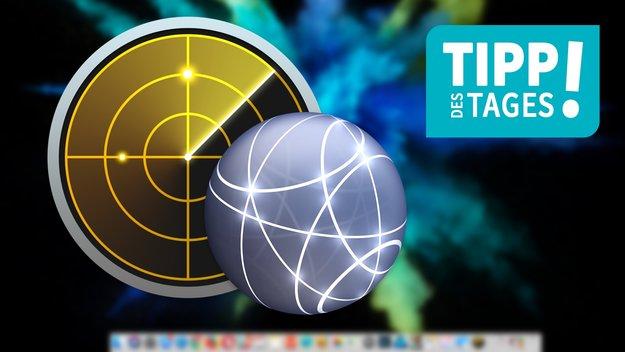 IP-Adresse des Macs mit nur einem Klick herausfinden, so gehts