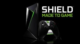 NVIDIA Shield: Android TV-Gaming-Konsole mit Tegra X1-Prozessor vorgestellt
