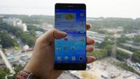 OPPO: Nahezu rahmenloses Smartphone gesichtet [Update: Video]