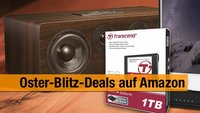 Heute günstiger zum Bestpreis: SSDs, Festplatten, iPhone-Akku-Hülle, AirPlay-Lautsprecher u.v.m.