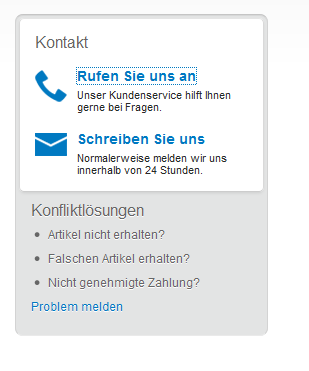 Hotline Paypal