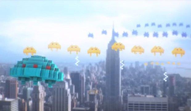 Pixels: Mit diesem Kurzfilm fing alles an