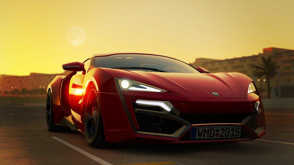 Project Cars: Kostenlose Autos jeden Monat, Trailer zum ersten ...