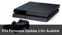 PS4 Firmware Update 2.50: Neuerungen im Überblick
