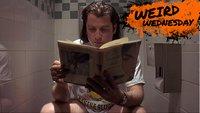 Weird Wednesday: Die Top 10 der witzigsten Klo-Szenen