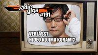 radio giga #191: Nintendos neue Konsole, Conkers vermeintliche Rückkehr und Gerüchte um Kojima