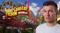 Rollercoaster Tycoon World: Atari, ist dieser Trailer dein Ernst?