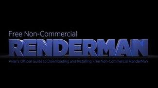RenderMan: Pixar-Rendering-Software gratis herunterladen