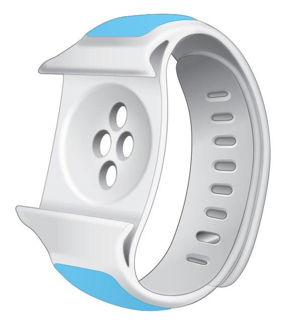 Apple Watch: Hersteller zeigt bereits Zusatzakku-Armband