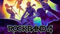 Rock Band 4 Lieder - Liste aller Songs in der Tracklist