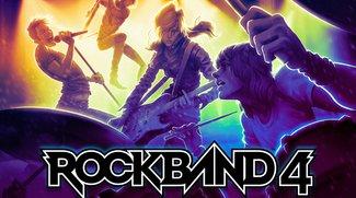 Rock Band 4: Kompatible Instrumente für Xbox One und PS4