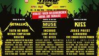 Rock im Revier 2015: Spielplan und Running Order im Überblick