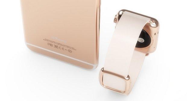 iPhone 6s und Apple Watch: Perfektes Zusammenspiel in Roségold