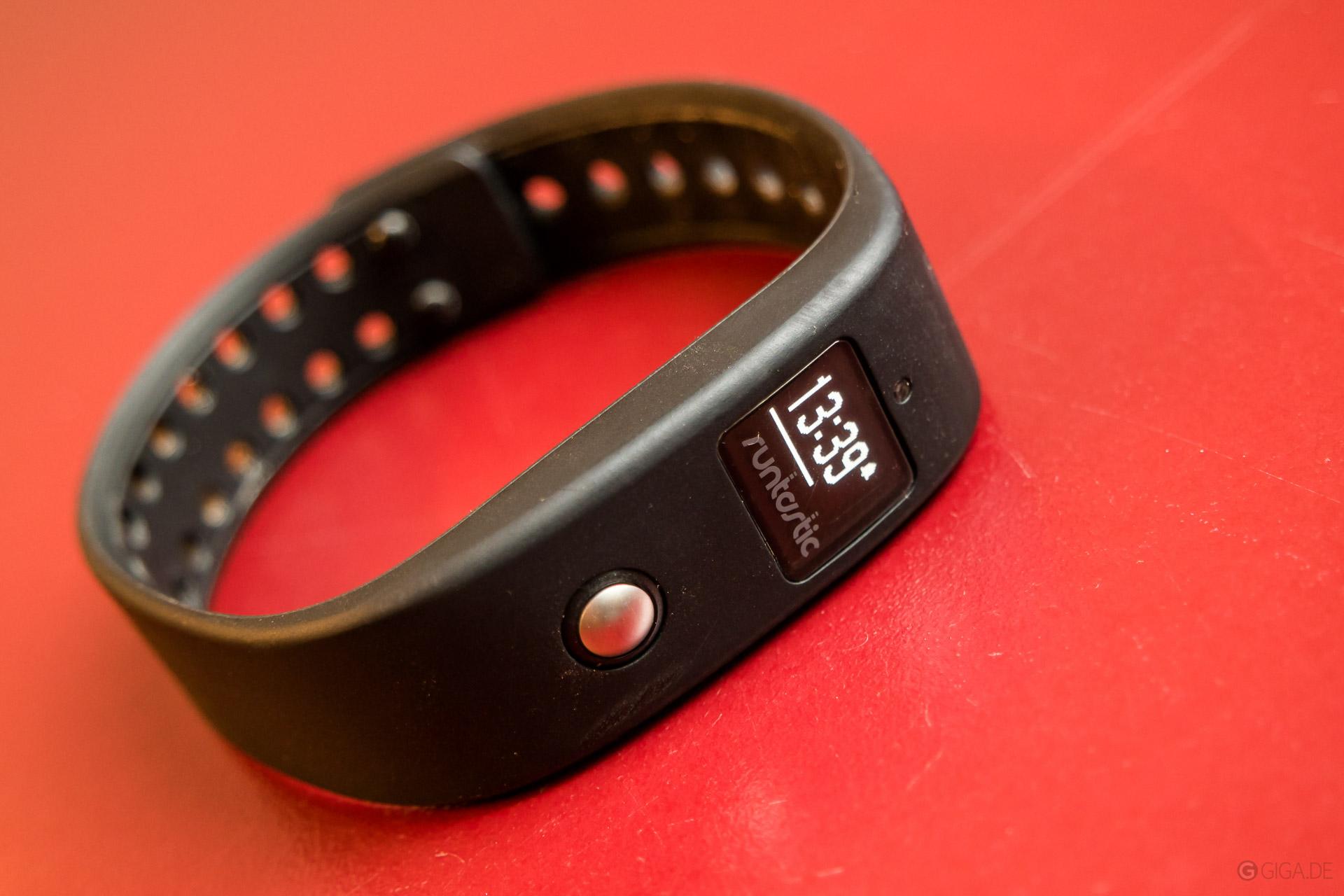 runtastic-orbit-tracker Trotz eigenem Fitness-Tracker Orbit könnt ihr  Runtastic auch mit der Apple Watch nutzen.
