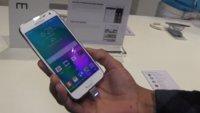 Samsung Galaxy E5: Einsteiger-Smartphone für Indien im Hands-On-Video [MWC 2015]