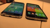 Samsung Galaxy S6 Edge vs. Samsung Galaxy S5 im Hands-On-Vergleich [MWC 2015]