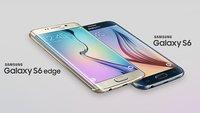 Samsung Galaxy S6 & Galaxy S6 Edge vorbestellen: Preis mit und ohne Vertrag