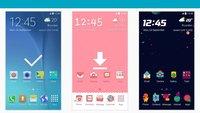 Samsung Galaxy S6: Ab April kann man eigene Themes erstellen