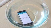 Samsung Galaxy S6 Edge überlebt sowohl Sturz- als auch Wassertest [Update: Weiteres Video]