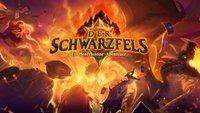 """Hearthstone: Neue Erweiterung namens """"Der Schwarzfels"""" angekündigt"""