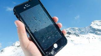 Wasserdichtes iPhone 6 und 240fps Zeitlupenaufnahmen: Lifeproof frè in der Praxis